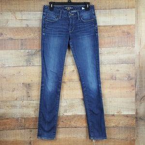 Lucky Brand Lola Skinny Jeans Women's Size 2/26 Bl